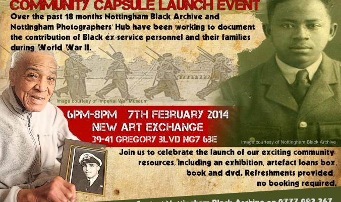 Community Capsule Launch Event