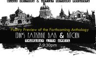 27th April Nottingham Poetry Festival- Preview of Anthology
